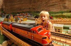 Model railway Wiehe